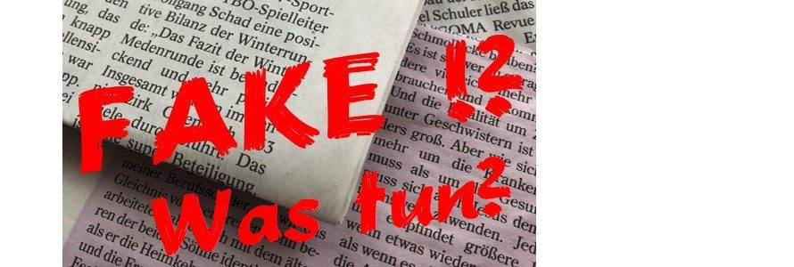Studie zu Fake News: Was tun?